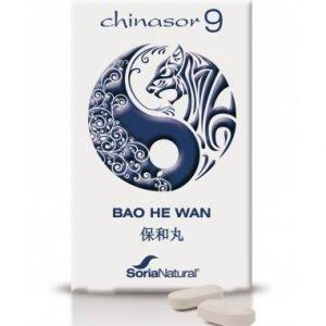 CHINASOR 9 – BAO HE WAN