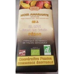 Chocolate Amaranto 63%