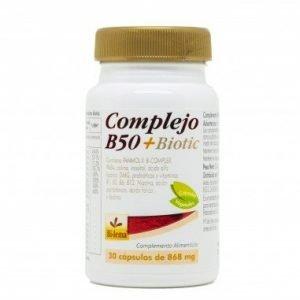COMPLEJO B50 + BIOTIC