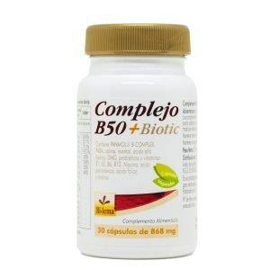 COMPLEJO B50 + BIOTIC – Bilema