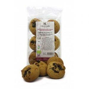 Cookie de Trigo Espelta Frutos Rojos ECO