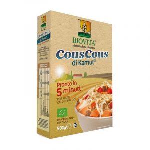 Cous cous de Kamut 5 minutos Biovita 500 g
