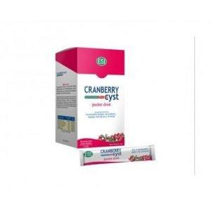 Cranberry Cyst Pocket Drink (16Sobres)