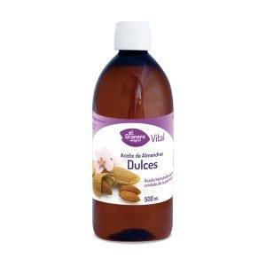 Aceite de Almendras Dulces – 500 cc
