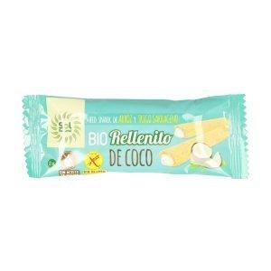 Snack Rellenito de Coco Bio Sin Gluten