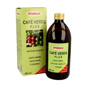 Café Verde Plus – 500 ml – Integralia