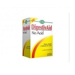 Digestivaid No Acid(12 Tabletas)