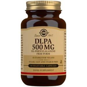 DLPA (DL-Fenilalanina) 500 mg – 50 Cápsulas vegetales