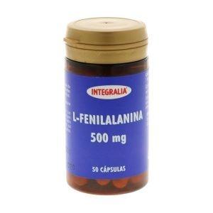 L-Fenilalanina – 50 cáps.