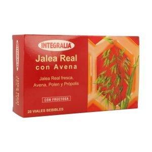 Jalea Real con Avena – 20 viales
