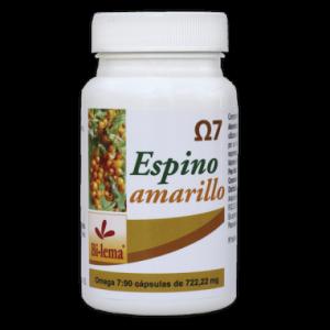 ESPINO AMARILLO OMEGA 7 – 90 cáps.