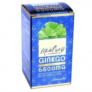ESTADO PURO GINKGO 6500 MG