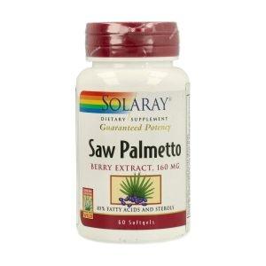 Saw Palmetto – 60 perlas