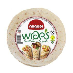 Wrap's sin gluten – 240 gr. – Sol Natural