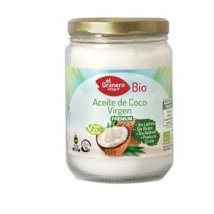 Aceite de Coco Virgen Bio – 500 ml.