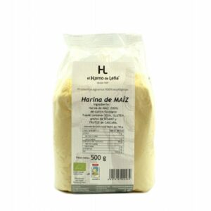 Harina de maíz ECO