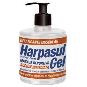 HARPASUL® GEL CON SILICIO ÓRGANICO (500 ml)