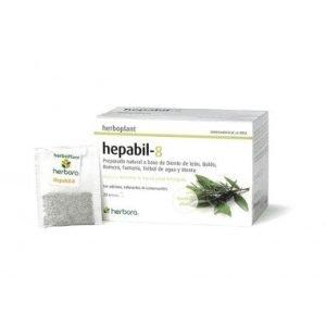Hepabil-8 (20 Filtros)