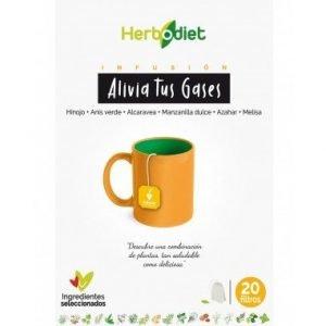 HERBODIET ALIVIA TUS GASES