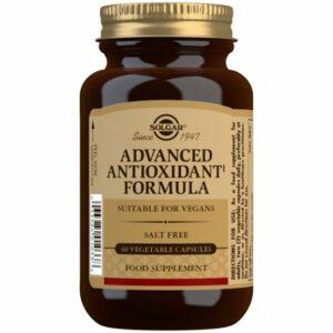 Fórmula Antioxidante Avanzada (60 Cápsulas Vegetales)