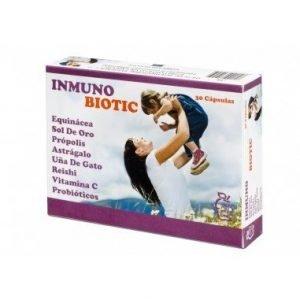 Inmuno Pro-Bióticos (30 Cápsulas)