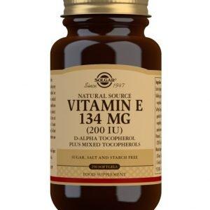Vitamina E 200 UI (134 mg) – 250 Cápsulas blandas