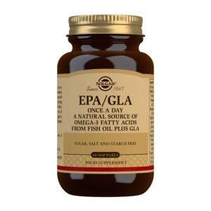 Epa/Gla (60 Cápsulas Blandas)