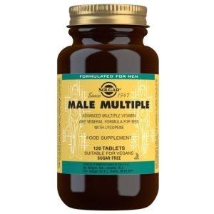 Male Múltiple (complejo para el hombre) – 120 Comprimidos