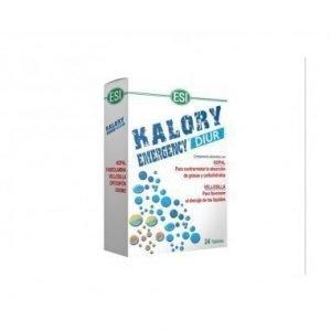 Kalory Emergency Diur (24 Tabletas)