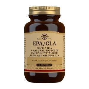 EPA / GLA (una al día) – 30 Cápsulas blandas