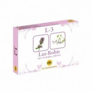 L-3 Lax-Robis (60 Comprimidos)