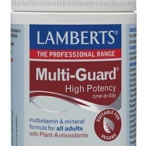 Multi-Guard®, Complejo Multinutriente apto para Veganos