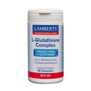 Complejo L-Glutationa. Aminoácidos en Forma Libre