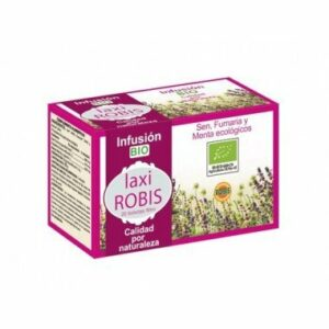 Laxi Robis Bio (20 Bolsitas)