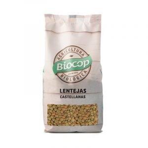 Lenteja castellana Biocop 500 gr.