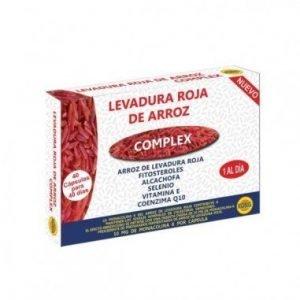Levadura Roja De Arroz (40 Cápsulas) – Robis