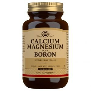Calcio / Magnesio Plus Boro (250 Comprimidos)