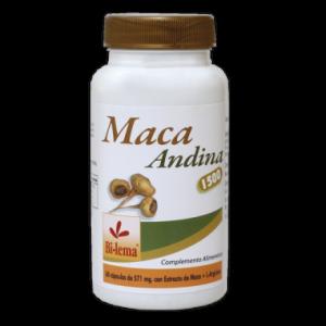 MACA ANDINA – 60 cáps.