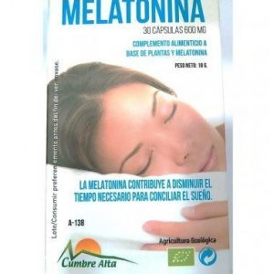 MELATONINA – 30 cápsulas