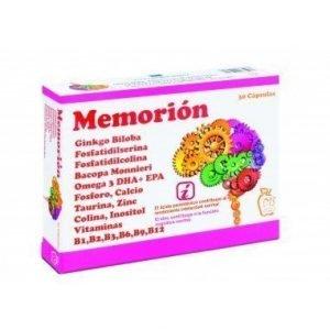 Memorión (30 Cápsulas)