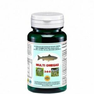 Multi Omegas 3-6-9 (60 Cápsulas)