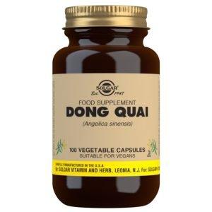 Dong Quai (Angelica sinensis) – 100 Cápsulas vegetales