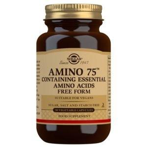 Amino 75 (90 Cápsulas Vegetales)
