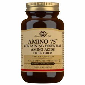 Amino 75 – 90 Cápsulas vegetales