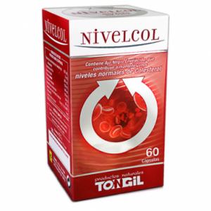 NIVELCOL 60 cápsulas