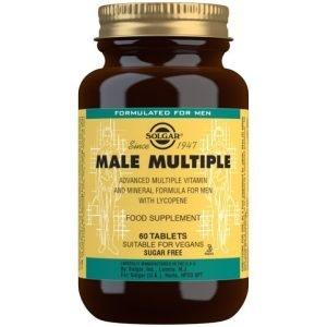 Male Múltiple (complejo para el hombre) – 60 Comprimidos