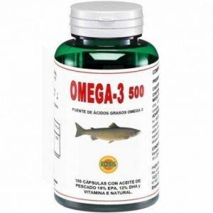 Omega 3 – 500 (180 Cápsulas)