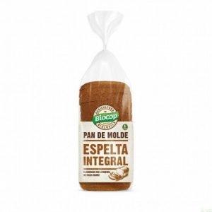 Pan de molde de espelta integral Biocop 400 gr.