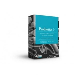 Probiotics-14 (30 Cápsulas) – Herbora