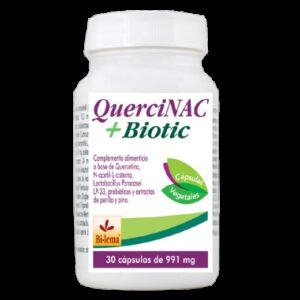 QUERCINAC + BIOTIC – 30 cáps.
